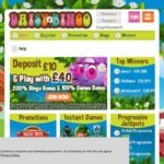 Daisybingo Desktop Site Login