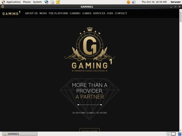 Gaming1 Pay By Mobile