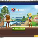 Scandibet Signup Bonus