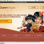 Queenvegas Become A Vip