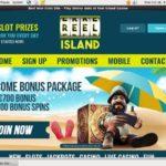Reel Island No Deposit Codes