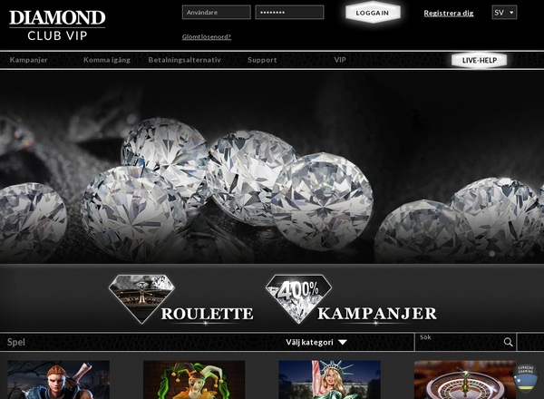 Diamondclubvip Offer