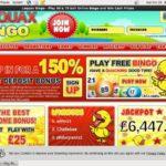 Loquax Bingo Promo Code
