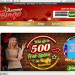 Charmingbingo Casino Bonus
