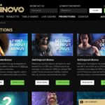Casinovo Promotions Games And Casino