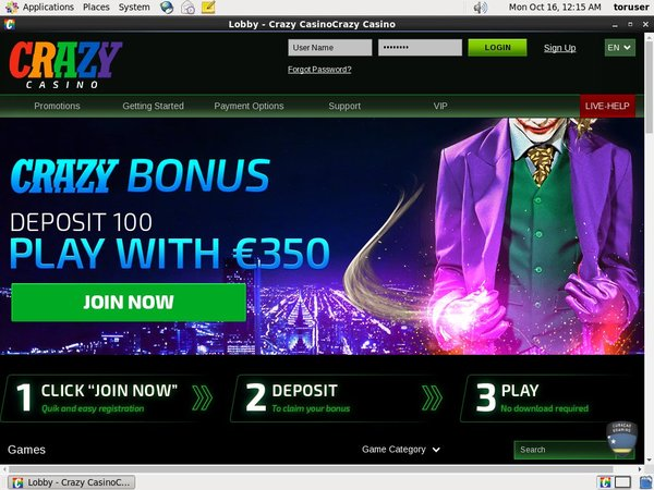 Crazy Casino Free Download