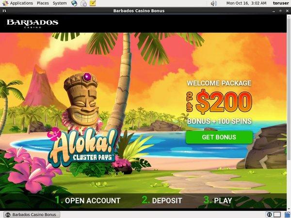 Barbados Casino Sports Bonus