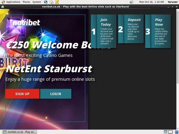 Novibet Table Limits