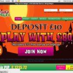 Bingo Magix Mobile Deposit