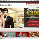 Casinoclic Vip Deposit Bonus