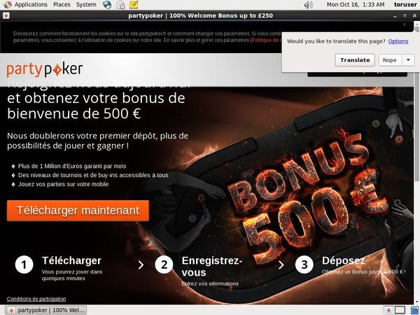 Partypoker Player Account