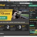 Betfinal Sports Voucher