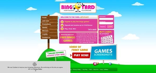 Bingoyard Webmoney