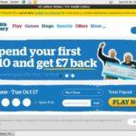 Health Lottery Casino Bonus