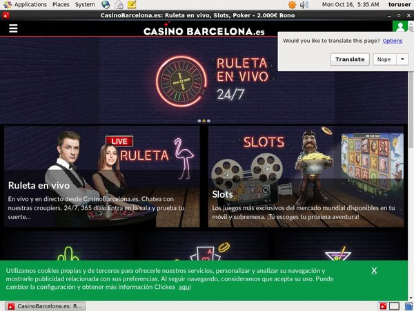 Casinobarcelona Free Bet Terms