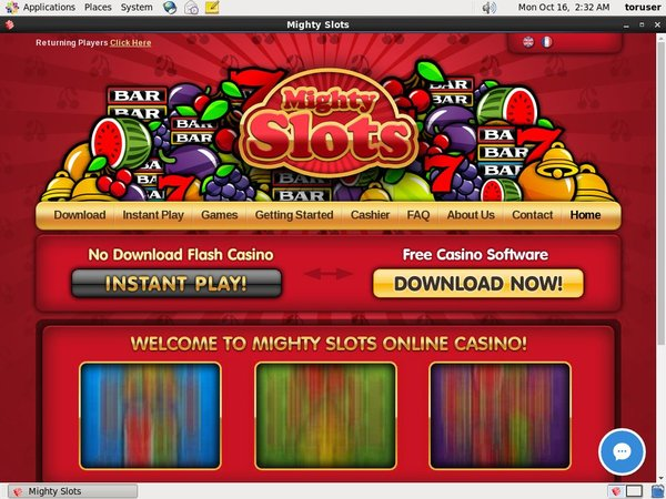 Mobile Mighty Slots Casino