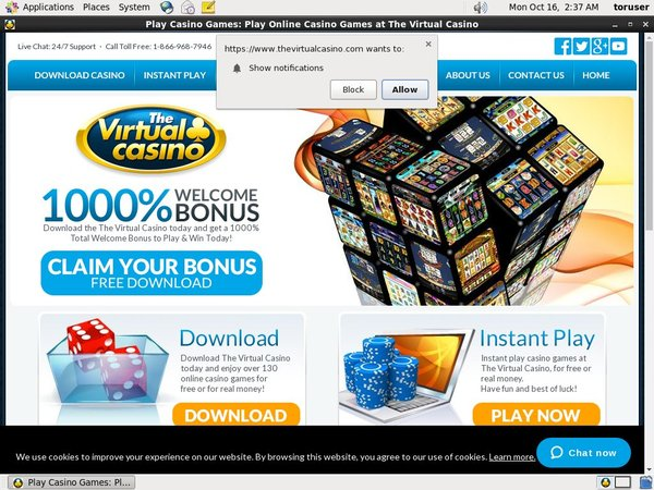 Virtual Casino Giropay