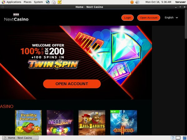 Nextcasino Poker Rewards