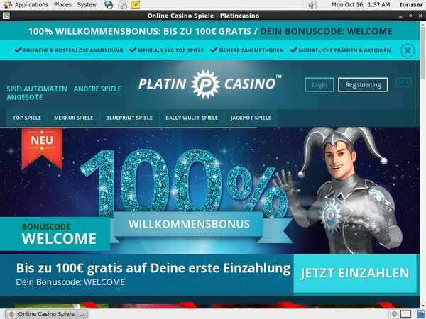 Platincasino Match Bet