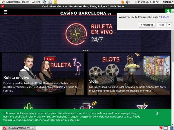 Pay Pal Casino Barcelona